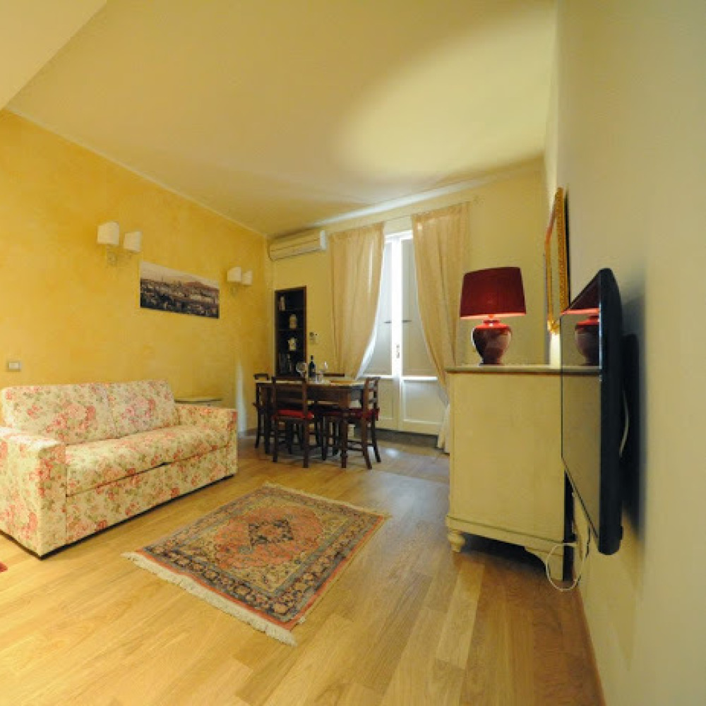 Panoramic apartment in Florence