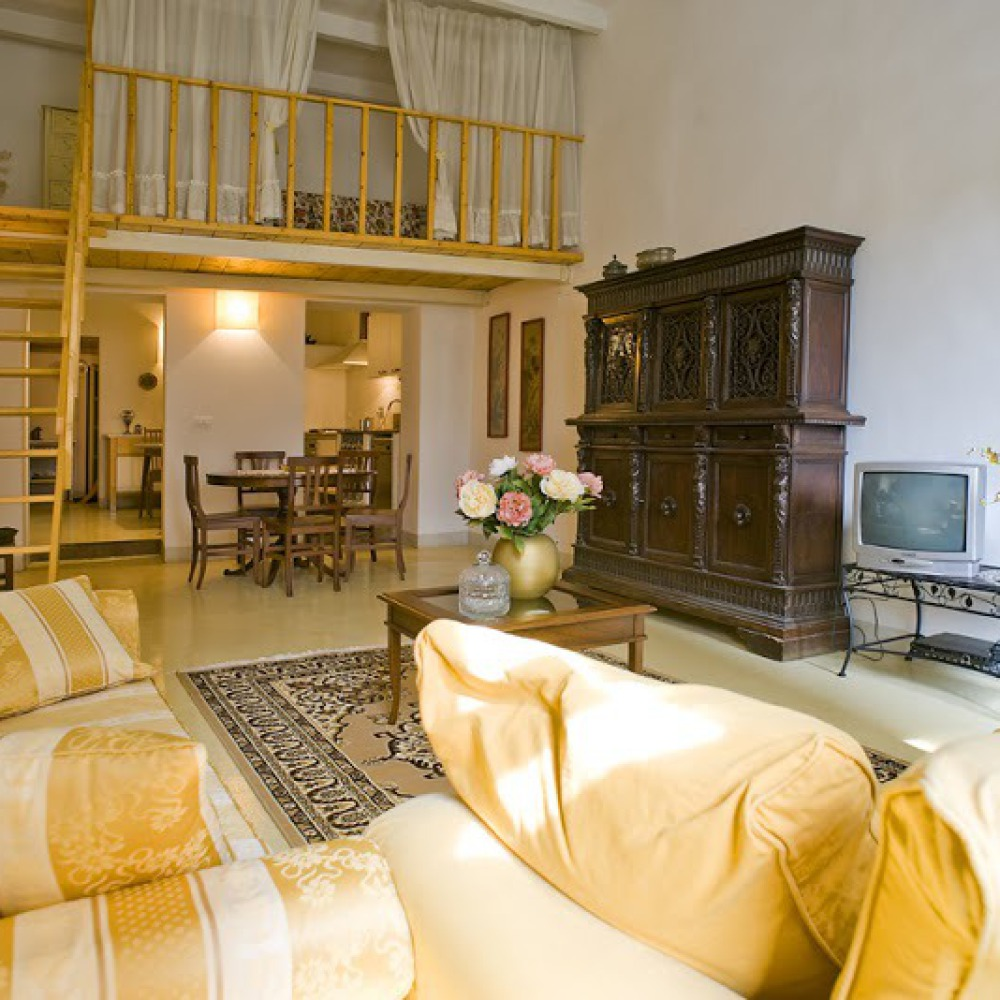 Apartment Oltrarno in Florence