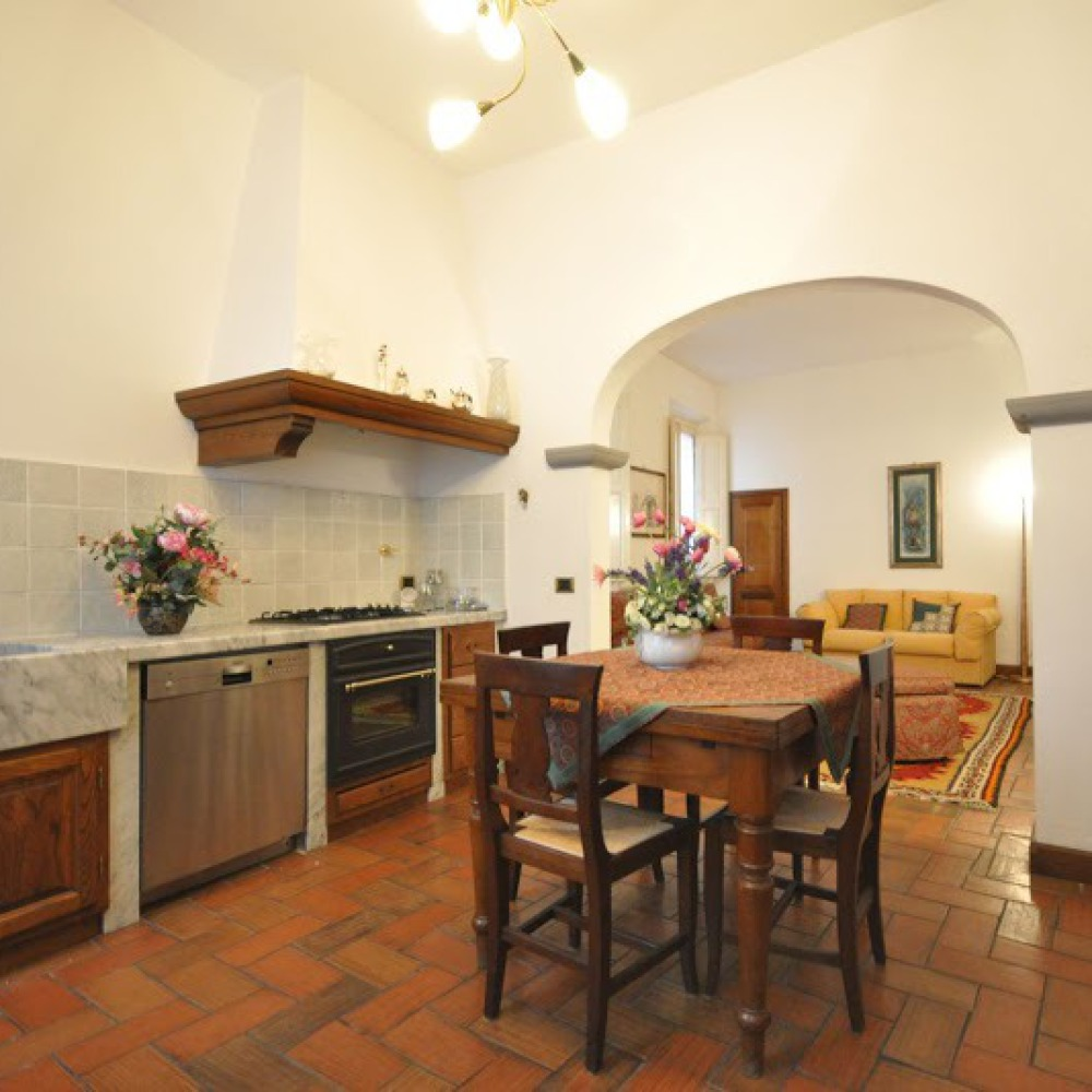 Typical apartment in Florence