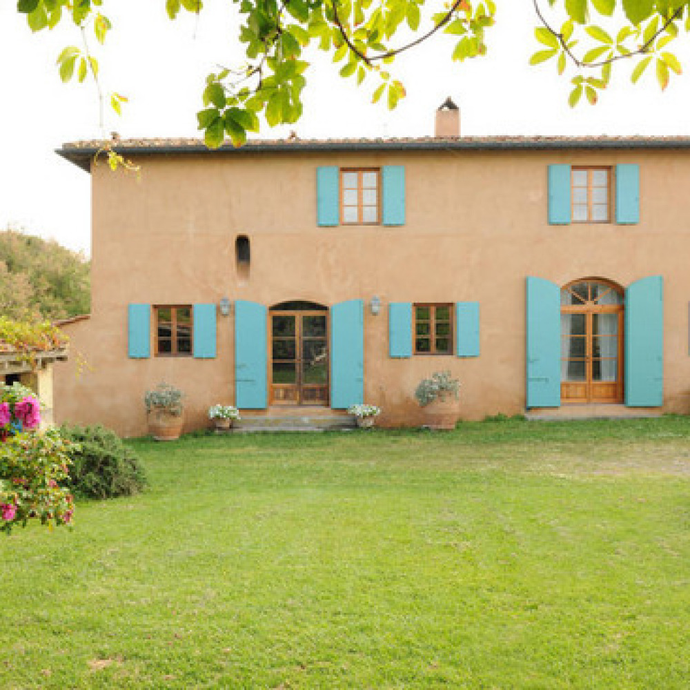 Villa on the sea in Maremma