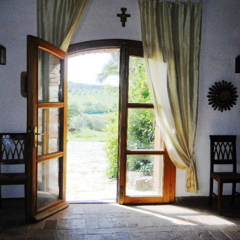 Apartment in a horse farm in Maremma
