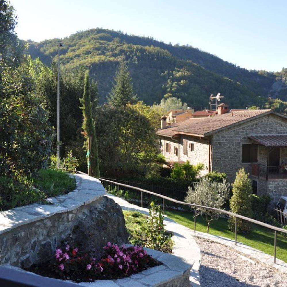 Panoramic villa in the Mugello