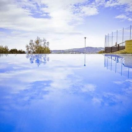 Hotel Campus in Volterra