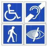 Services for tourists with disabilities