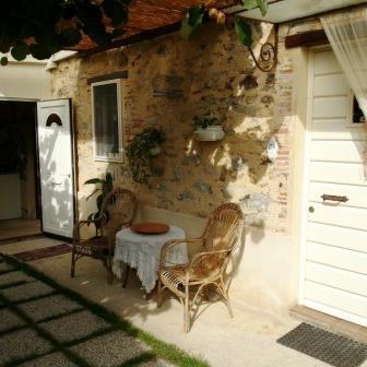 Villetta nel villaggio vicino a Viareggio