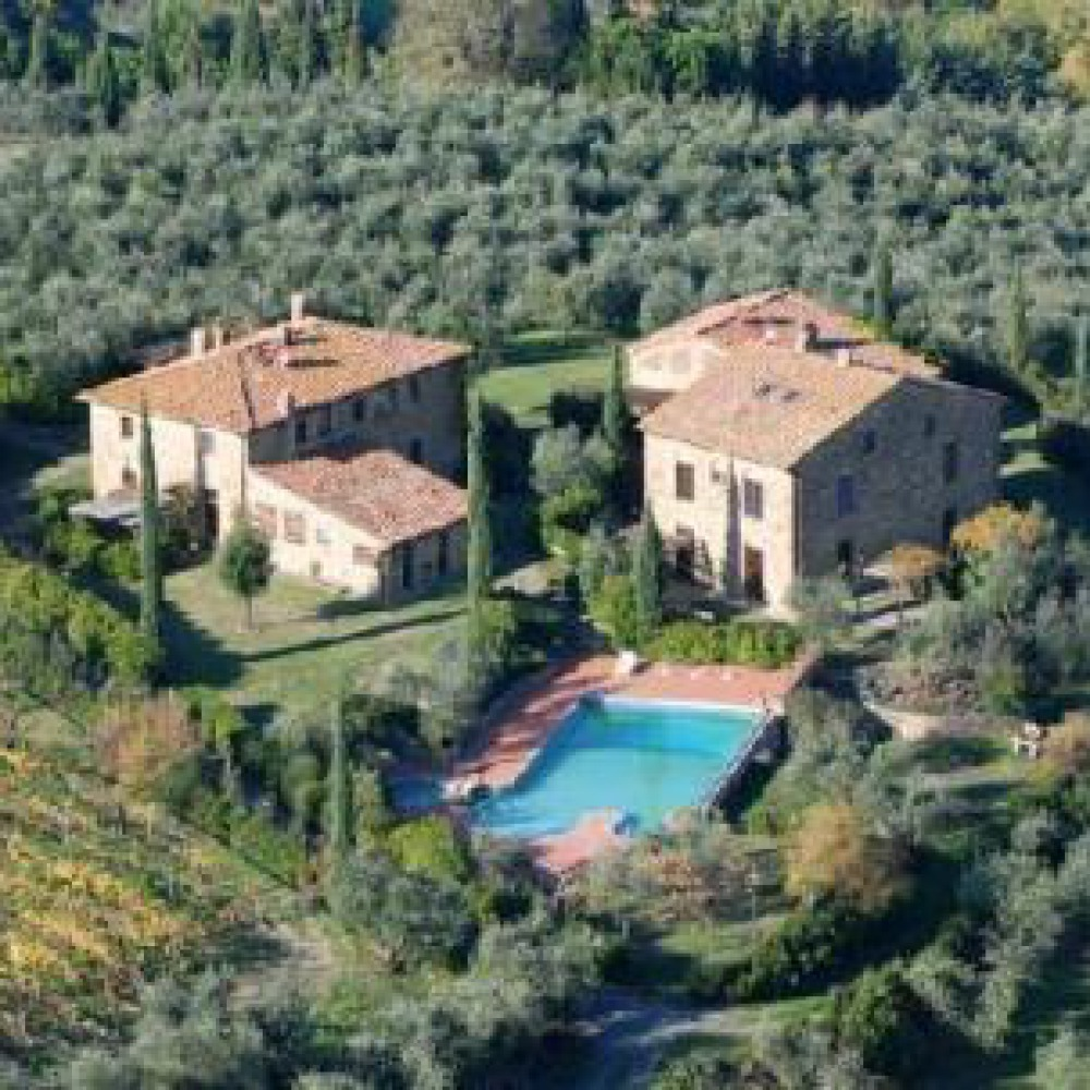 Appartamenti nel wine resort Chianti