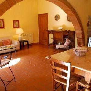 Casa sulle colline di Pisa & piscina e bosco