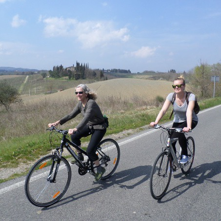 Flexible Bike Tour in Valdarno and Florence