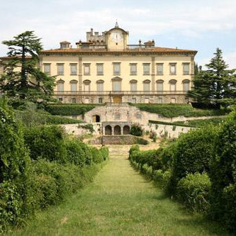 Charming castle with pool near Florence