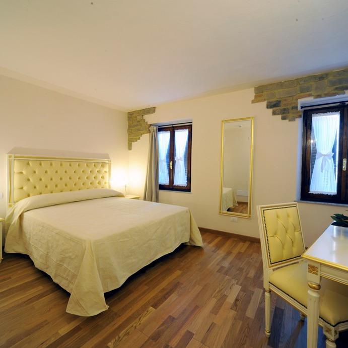 Boutique hotel nel centro di Volterra