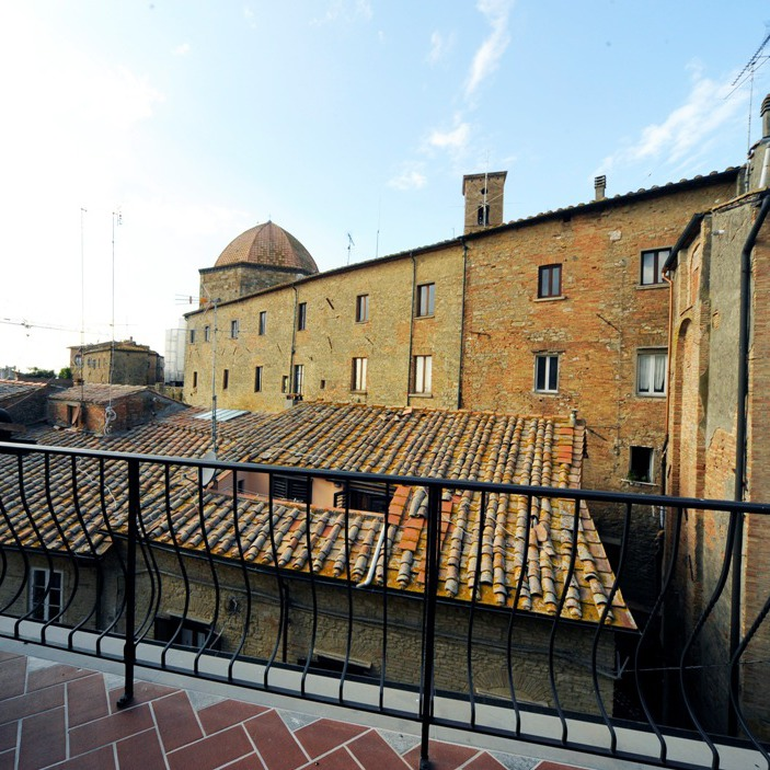 Boutique hotel in center of Volterra