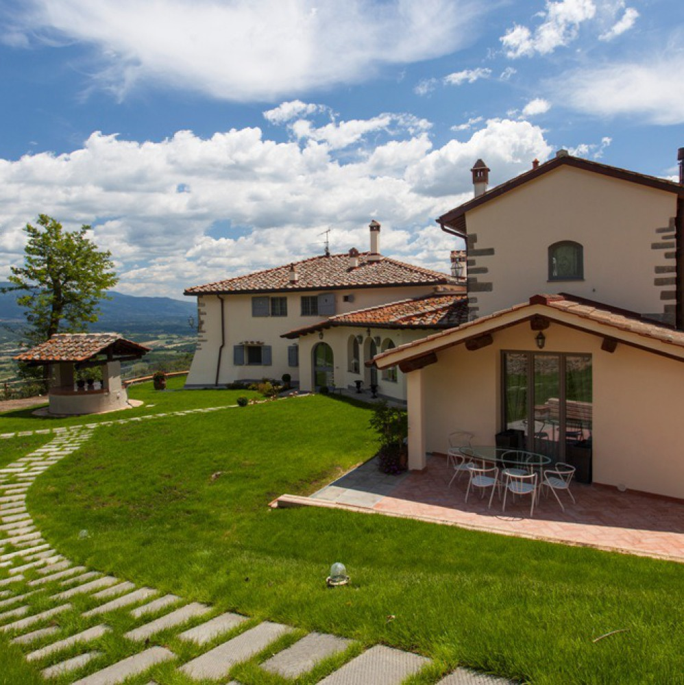 Delightful countryhouse on hills of Florence
