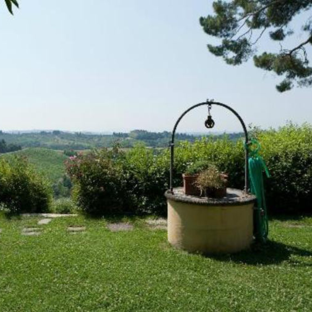 Apartments in wine farmhouse of Chianti