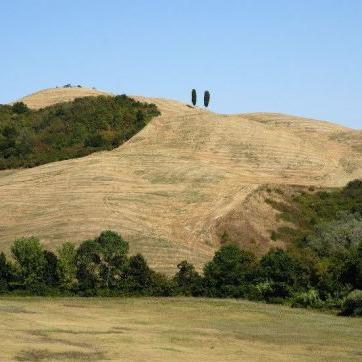 Agriturismo in oasi nelle colline