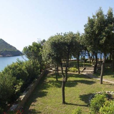 Villa by the sea in Porto Ercole