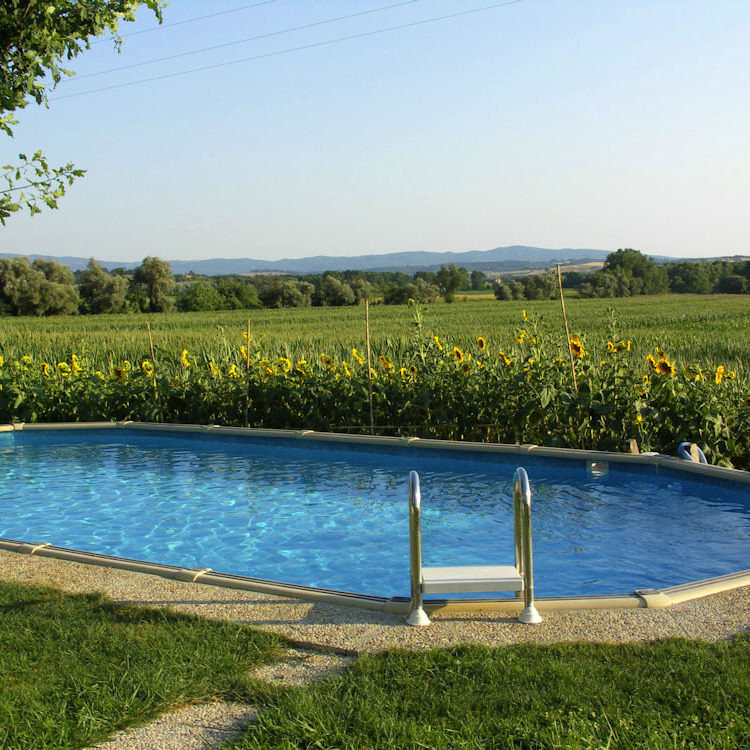 Countryhouse & pool Siena and Montalcino