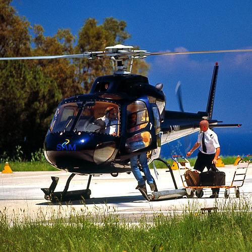 Volo con elicottero Versilia & Bolgheri