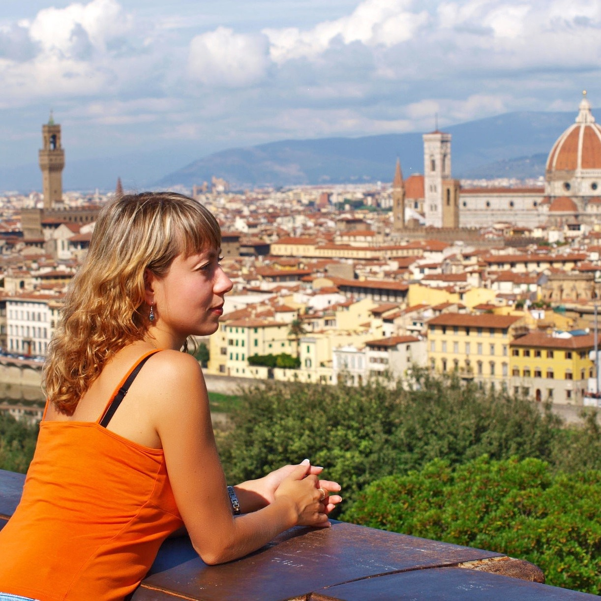 Florence guided City Tours by bus