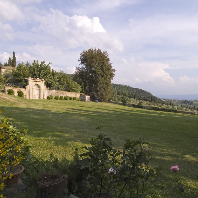 Villa/farm holiday on the hills of Florence