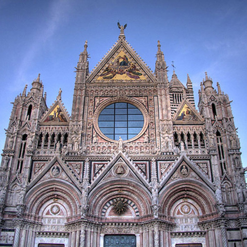 Three days guided tour in the medieval Siena