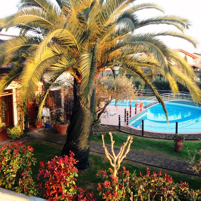 Apartment & huge pool at 2 km beach Camaiore