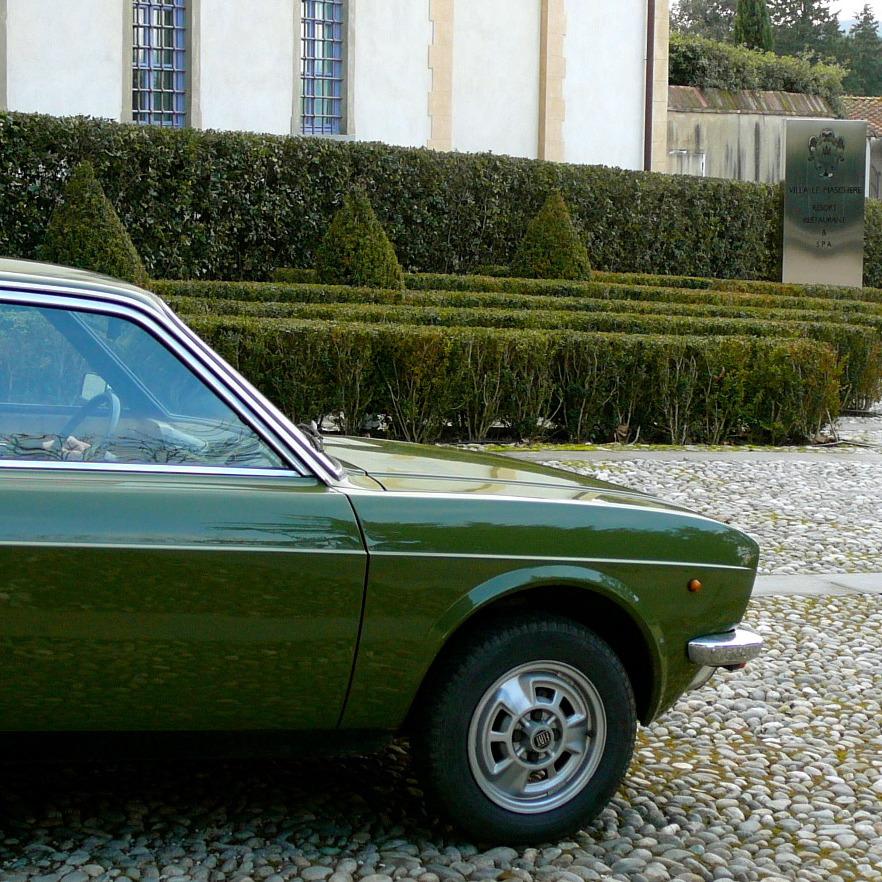 Antico Circuito Mugello in auto d'epoca