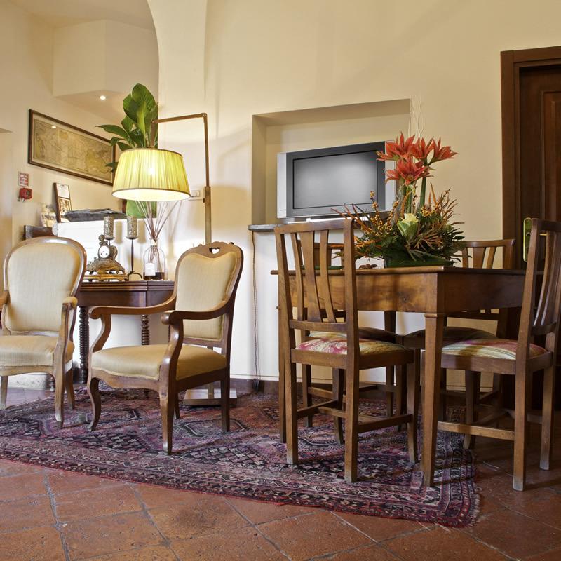 Elegante palazzo patrizio a Siena