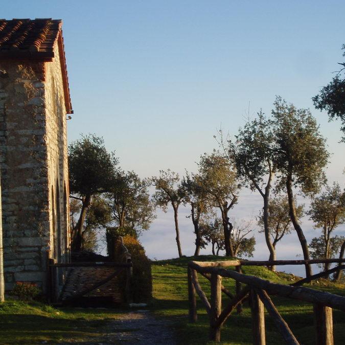 Relais panoramico nel borgo, ristorante&terme