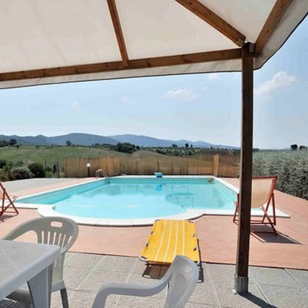 Villa 15 km from Etruscan coast