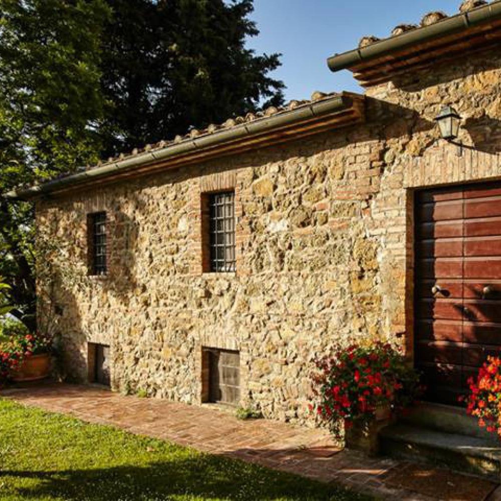 Residenza d'epoca e casali nella Valdelsa