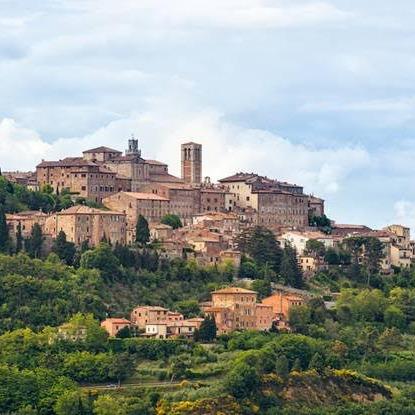 Casale sulle colline & vigne di Montepulciano