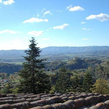 Villa panorama mountains close to Florence