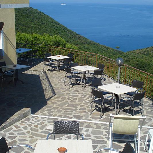 eco-hotel, angolo di relax all'isola d'Elba