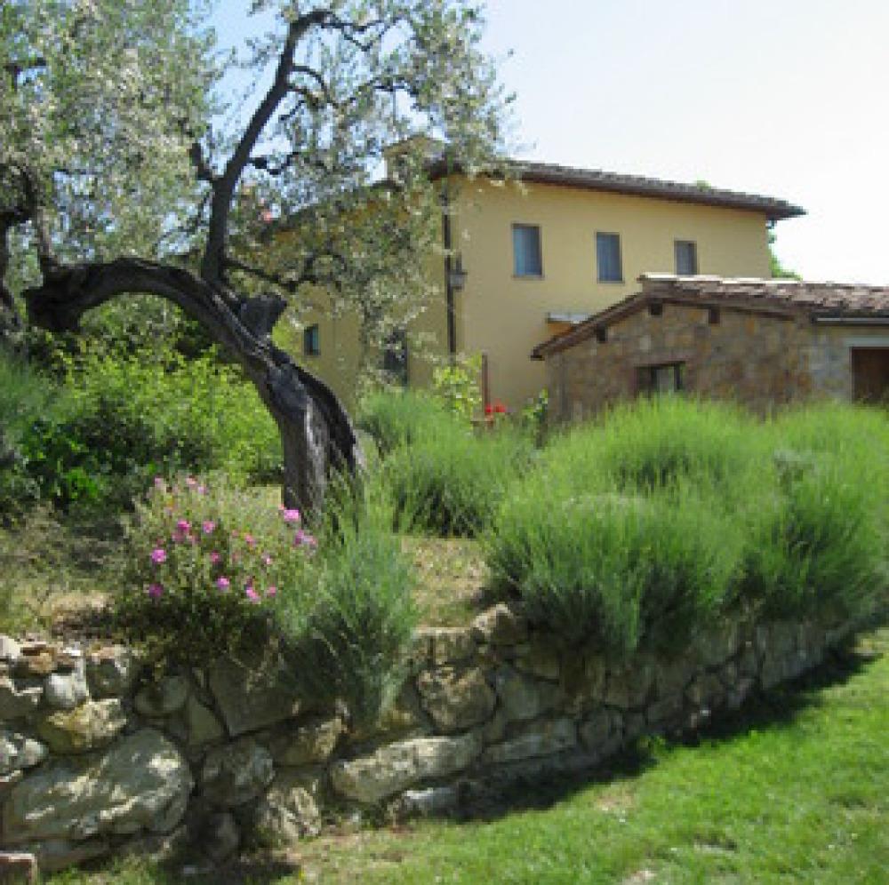 Bellissima villa nel Chianti