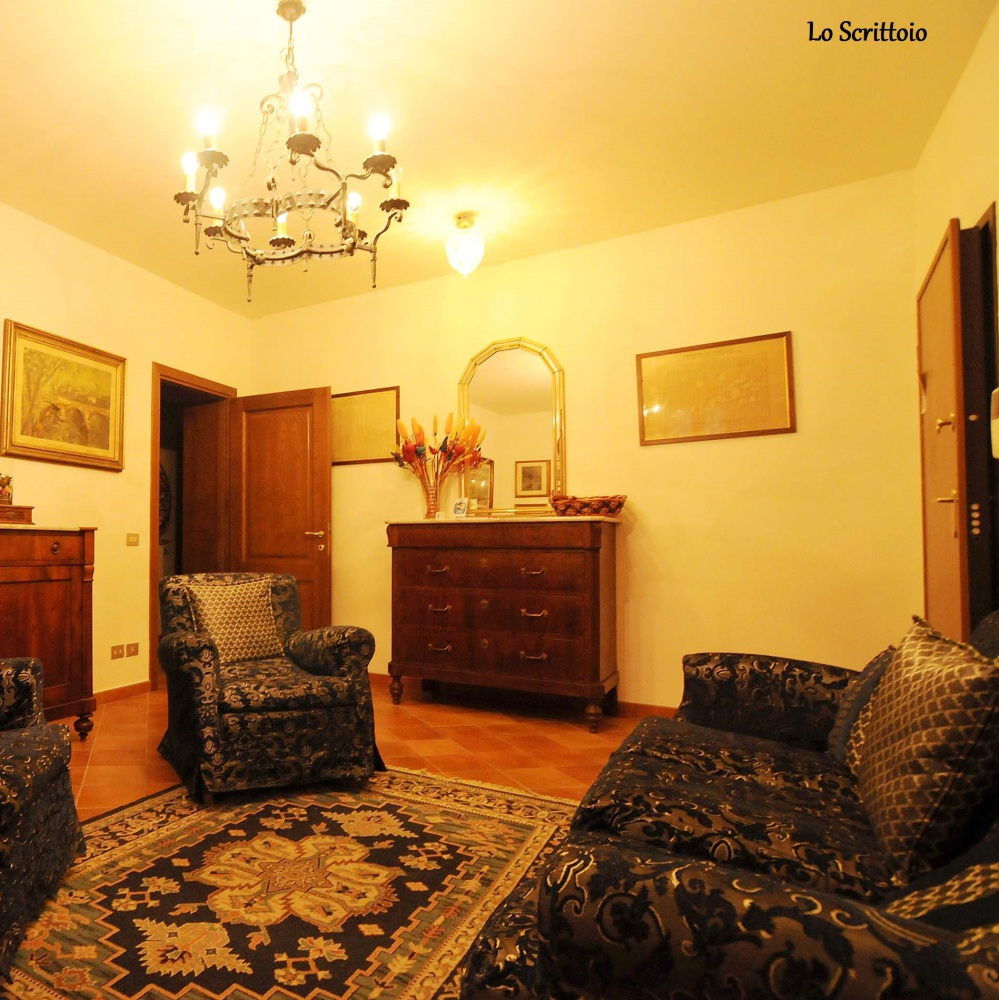 Apartments in villa in Mugello